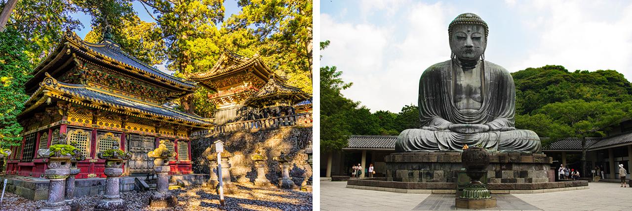 Nikko - Kamakura