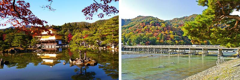 Kinkakuji - Arashiyama